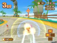 Pantalla Super Monkey Ball: Banana Blitz