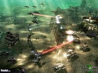 Pantalla Command & Conquer 3: Tiberium Wars