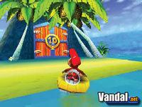 Pantalla Diddy Kong Racing DS