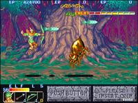Pantalla Capcom Classics Collection 2