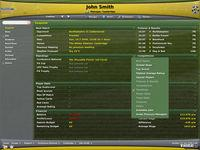 Pantalla Football Manager 2007