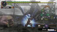 Imagen Monster Hunter Freedom 2