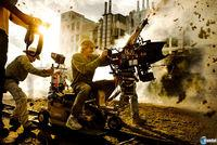 the director Michael Bay made content and games designed for virtual reality