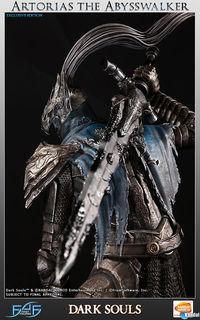 First 4 Figures announced a figure of Artorias of Dark Souls