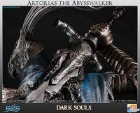 announces First 4 Figures Artorias figure of Dark Souls