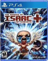 The Binding of Isaac: Afterbirth+ llegará a PS4 en formato físico