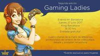 Cancel the event for women only Gaming Ladies by the pressures of machismo