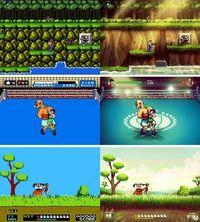 Un jugador sorprende con sus dibujos de pantallazos de juegos de NES