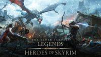 Llega la expansión Héroes de Skyrim a The Elder Scrolls: Legends
