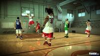 Pantalla NBA Street Homecourt