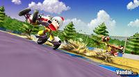 Pantalla Ape Escape Racer