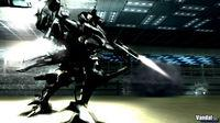Pantalla Armored Core 4