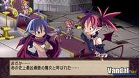 Pantalla Disgaea: Afternoon of Darkness