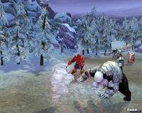 Pantalla Heroes of Might & Magic V : Hammers of Fate