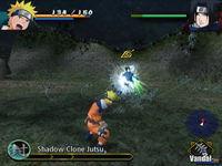 Pantalla Naruto: Uzumaki Chronicles