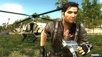 Pantalla Just Cause 2