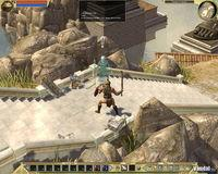 Pantalla Titan Quest: Inmortal Throne
