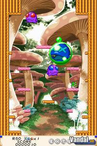 Pantalla Bubble Bobble Double Shot