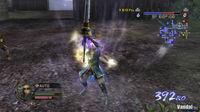 Pantalla Samurai Warriors 2 Empires