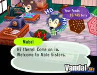 Imagen Animal Crossing