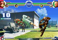 Pantalla King of Fighters XI
