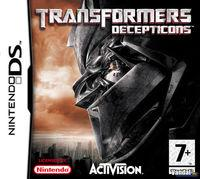 Pantalla Transformers: The Game Autobots & Decepticons