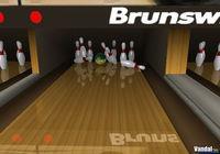 Pantalla Brunswick Pro Bowling