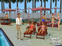 Los Sims 2: Celebration Stuff