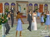 Pantalla Los Sims 2: Celebration Stuff