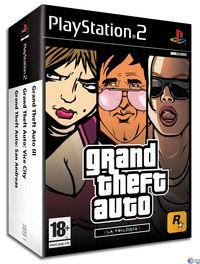 Take 2 re�ne los GTA de PlayStation 2 a precio reducido