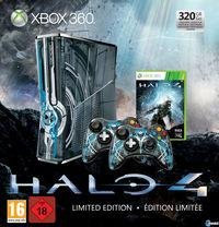Ms imgenes de la Xbox 360 especial de Halo 4