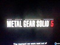 Se filtran supuestas imgenes de Metal Gear Solid 5