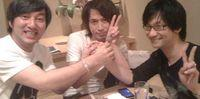 Suda51 denies that work in a game with Hideo Kojima