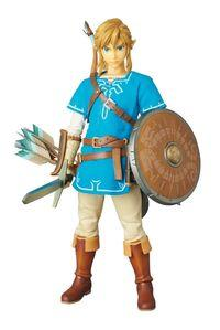 Medicom presents its figure based Link Zelda: Breath of the Wild