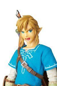 Medicom presents its figure based on Zelda link: Breath of the Wild