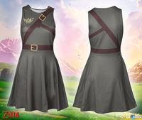 Announced an official dress The Legend of Zelda