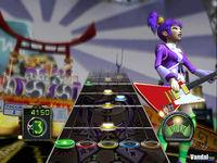 Pantalla Guitar Hero 3