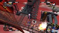 Pantalla Rocketmen: Axis of Evil XBLA