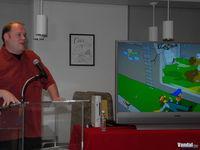Pantalla Los Simpson: El Videojuego