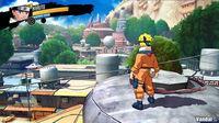 Pantalla Naruto: Rise of a Ninja