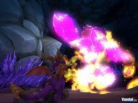 Pantalla La Leyenda de Spyro: La Noche Eterna