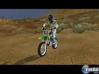 Pantalla MX vs ATV Untamed
