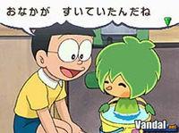 Pantalla Doraemon DS