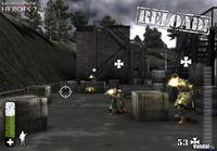 Pantalla Medal of Honor Heroes 2