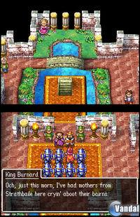Pantalla Dragon Quest: The Chapters of the Chosen