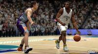 Pantalla NBA 2K8
