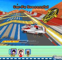 Pantalla Speed Racer