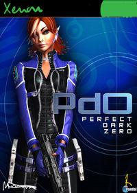 Pantalla Perfect Dark Zero
