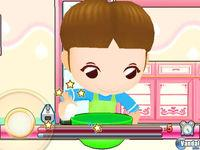 Pantalla Cooking Mama World Kitchen