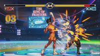 Pantalla King of Fighters XII